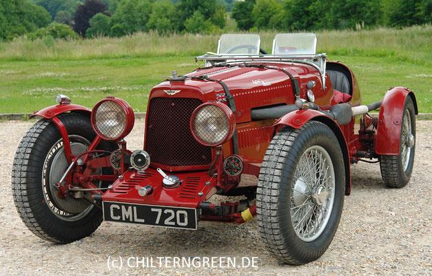 Aston Martin LM20 Werksrennwagen (1935