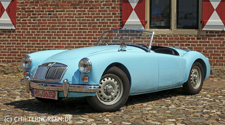MGA Twin Cam (1958 - 1960)