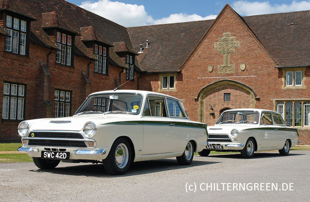 Ford Lotus Cortina MkI (1963 - 1966)