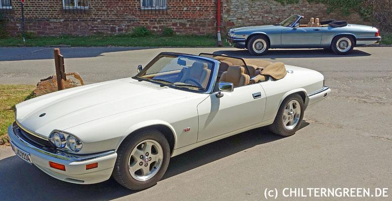 Jaguar XJS 4.0-litre Convertible (1991 - 1996)
