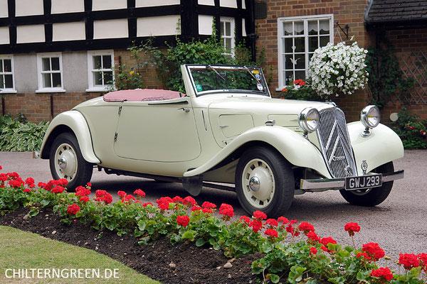 Citroën 11 CV Légère (1934 - 1957)