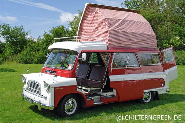 Bedford CAL Dormobile Romany (1952 - 1969)