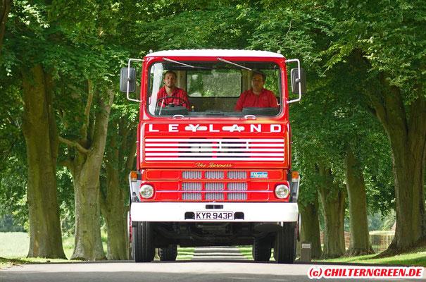 Leyland Marathon DD-Prototyp (1976)