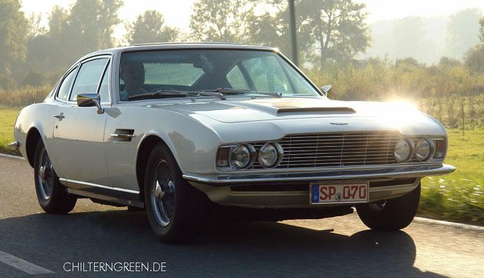 Aston Martin DBS Vantage (1967 - 1972)