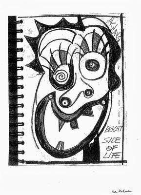 Skizze 1 (Frieda)
