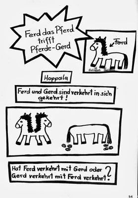 Ferd Das Pferd (Trifft Pferde Gert) (Frog)