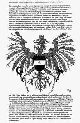 Euphemistische Betrachtungen Über Einen Operettenstaat (Farem Erlberg)