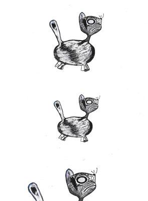 Katze (Black Frieda)