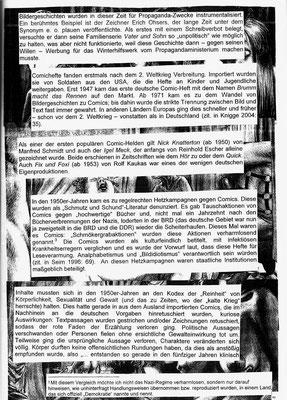 Comicgeschichte(n) 3 (Black Frieda)
