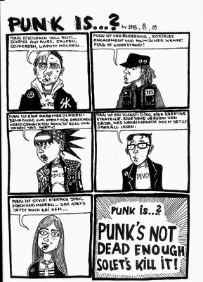 Punk Is...? (EMB)