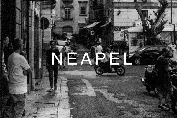Portrait Fotografie Neapel