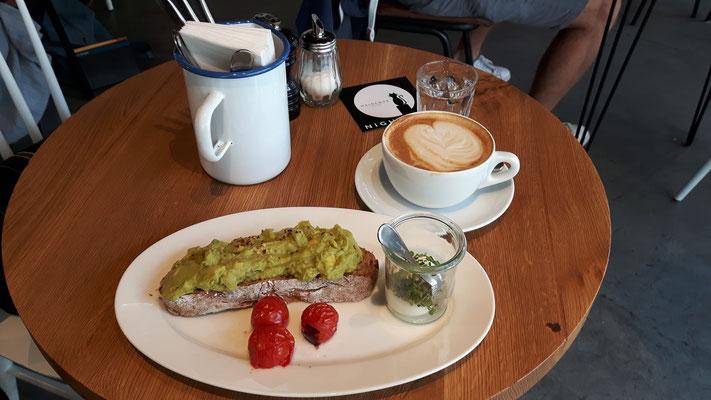 Breakfast at Waldemars