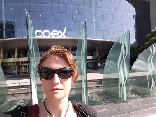 Vor der Mall