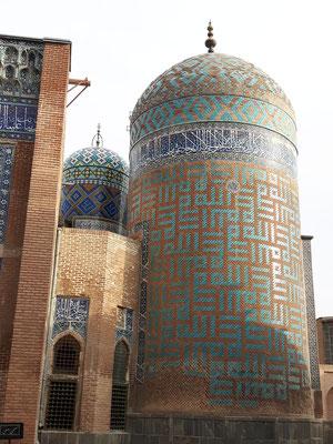 Mausoleum von Sheik Safi