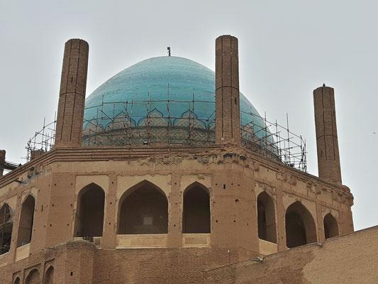 Mausoleum von Öldjeitü