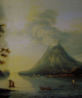 Bandainseln unterm hollandischen Joch