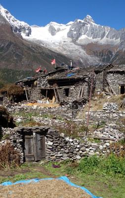 Dorf Samagaon auf 3.500 m