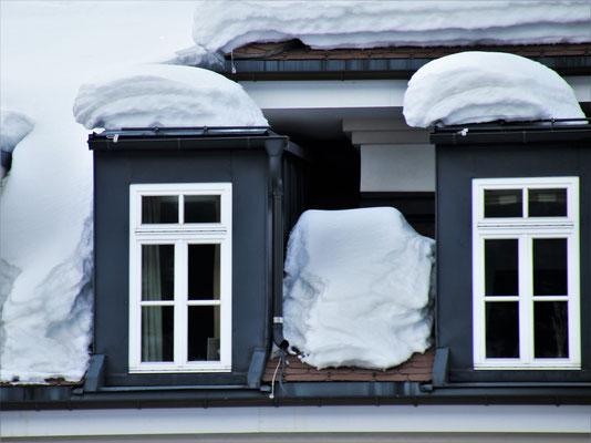 Schneelast - Hausplanung - Hausbau
