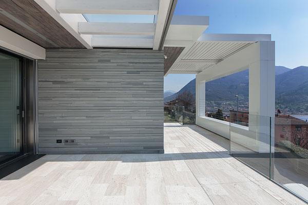 Villa Gotti balconi