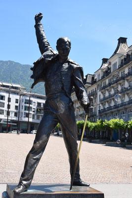 Freddie-Mercury-Denkmal