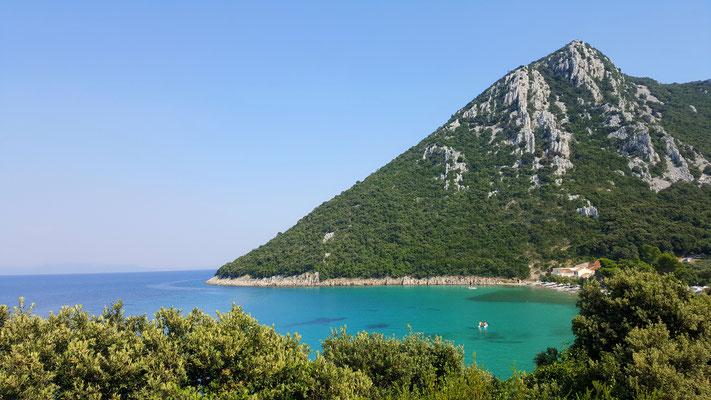 Kroatien - Divna Bucht auf Peljesac