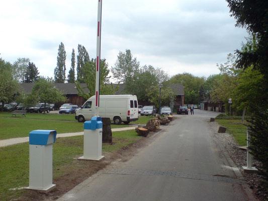 Schranken Wiek Tore Mönchengladbach