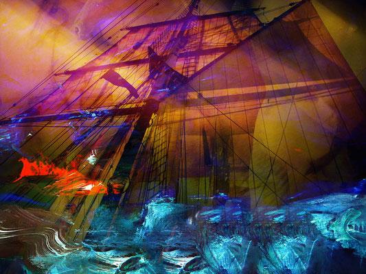 KW 13: Schiffbruch