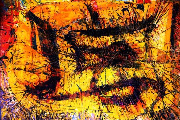 Chaos - Acryl