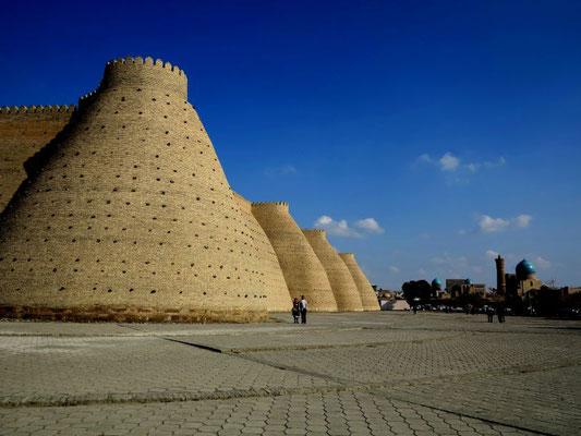 Bauwerke in Usbekistan
