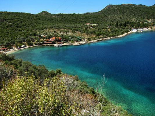 Der Lykische Weg, ist ein Fernwanderweg in der Türkei