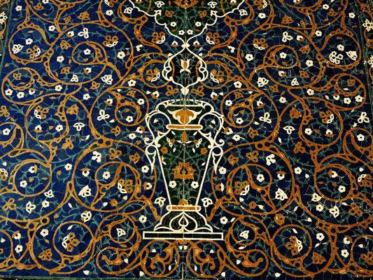 Usbekische Ornamente