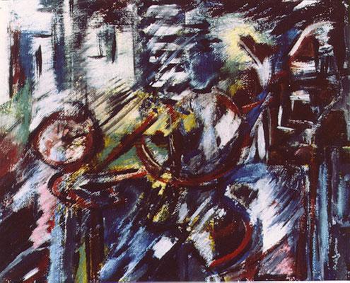 Fahrrad - Acryl