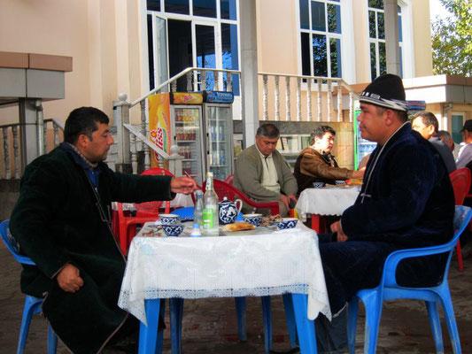 Usbekistan - Streetlife
