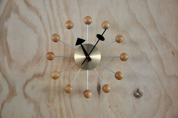 Ball Clock Vitra