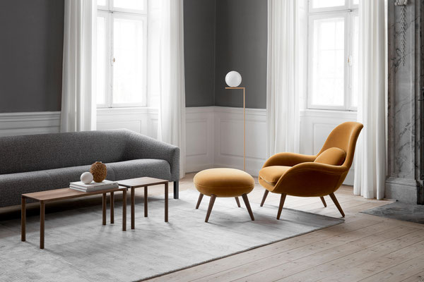 Fauteuil Swoon Fredericia