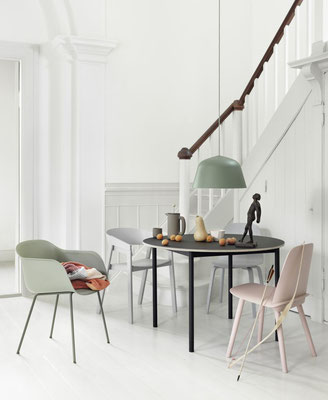 Table rond Mika Muuto