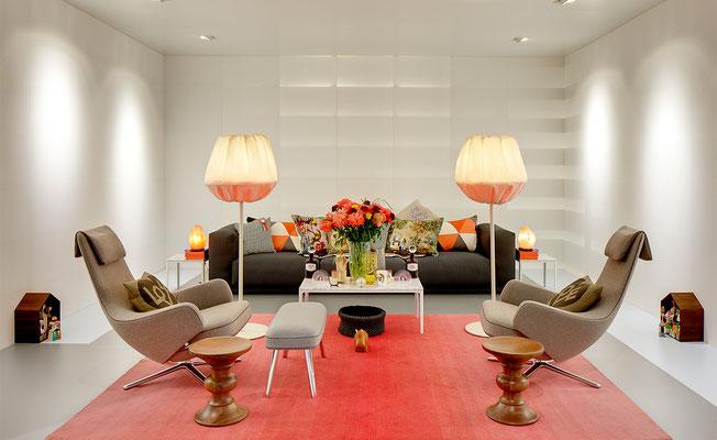 Fauteuils Lounge Grand Repos Vitra