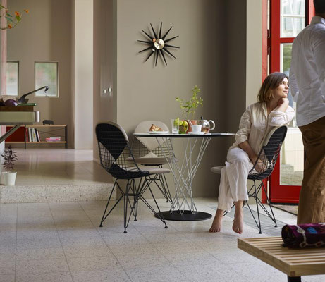Chaise Eames DKW Vitra