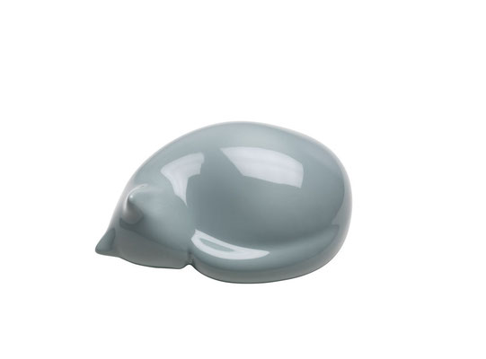 Vitra Resting Cat - light blue