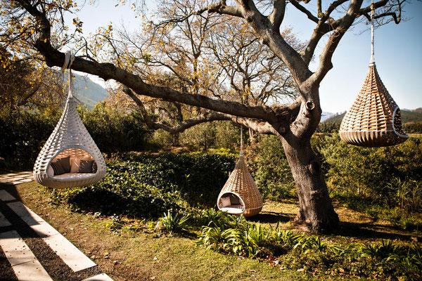 Mobilier lounge d'extérieur Nest Dedon