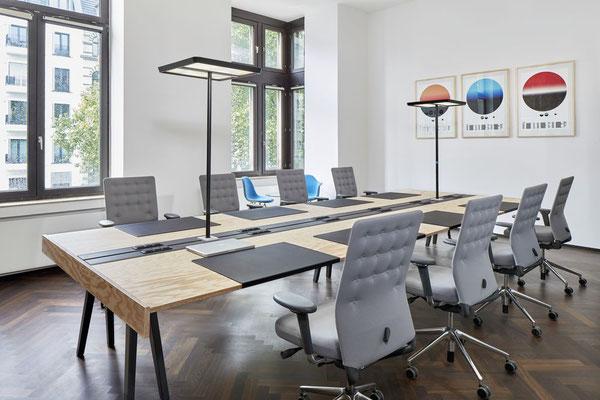 Chaise de bureau design ID Trim Vitra