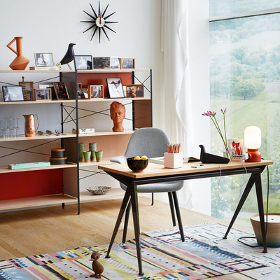 Table de bureau Campas Vitra