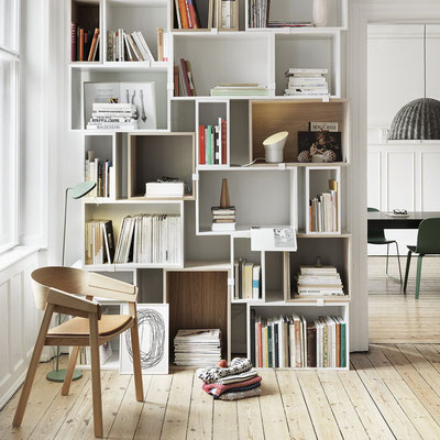 Étagère modulable Stacked Muuto