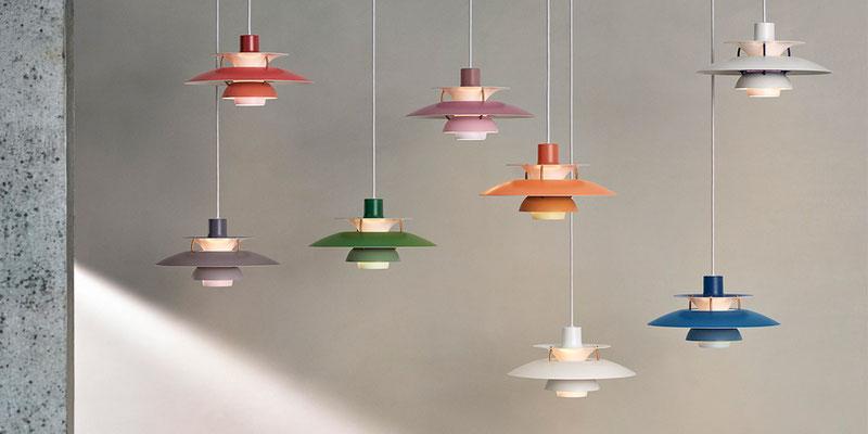 Lampe PH5 Louis Poulsen