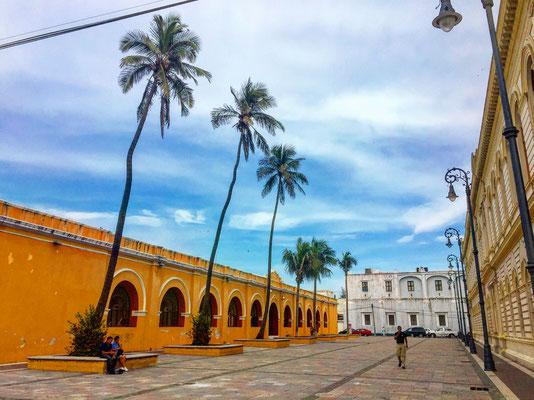 Veracruz - centre historique