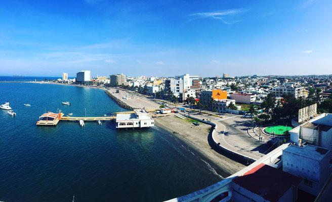 Veracruz - el puerto