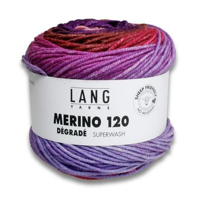 Merino 120 Degrade` von Lang Yarns 50 gramm 6,85 €