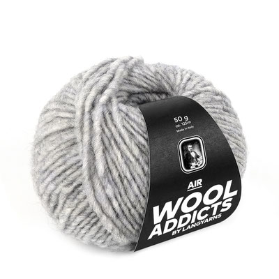 Air Wool Addicts von Lang Yarns  50 gramm 7,90