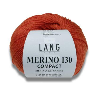 Merino 130 Compact von Lang Yarns 50 gramm 6,85 €