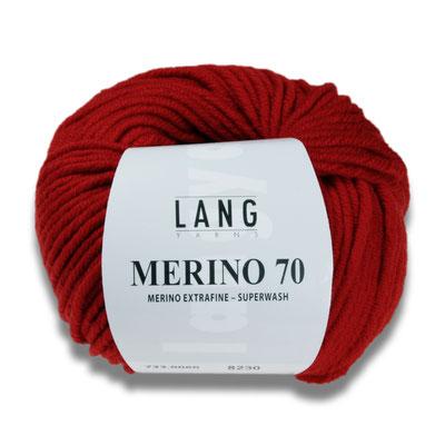 Merino 70 von Lang Yarns 50 gramm 5,45€
